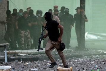 Irak: Washington veut des élections et la fin des violences contre les manifestants