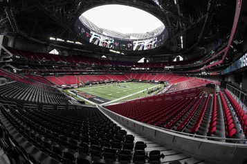 Atlanta United et Falcons Des spectateurs au Mercedes-Benz Stadium dès le 11 octobre)