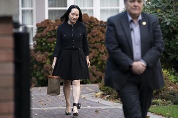 Affaire Huawei  Un agent frontalier témoigne au procès de Meng Wanzhou)