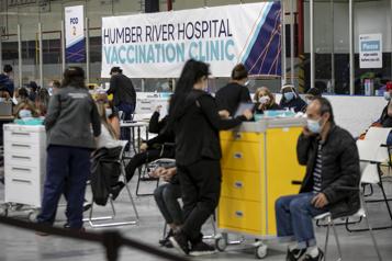 L'admissibilité au vaccin élargie en Ontario)