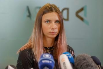 Le CIO retire les accréditations de deux entraîneurs biélorusses)