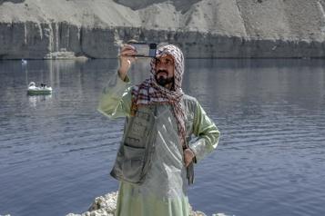 Les touristes afghans de retour dans le «Grand Canyon d'Afghanistan»