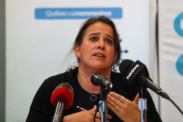COVID-19 à Montréal «50% de nos cas sont chez les 18-34ans», précise Mylène Drouin )