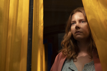 The Woman in the Window Thriller sous influences ★★½)