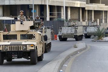 Liban Atmosphère tendue au lendemain de violents affrontements