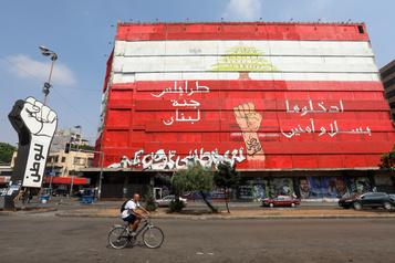 La Presse au Liban: triste Tripoli)