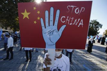 La répression pénale des Ouïghours s'est intensifiée au Xinjiang)