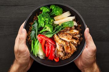 WeCook Le prêt-à-manger santé a le vent dans les voiles)