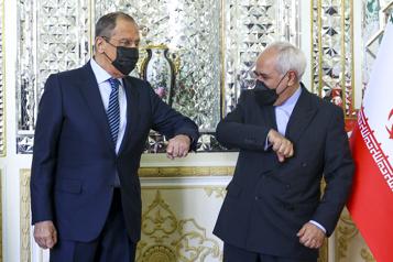 Nucléaire iranien Front commun de Moscou et Téhéran face aux Occidentaux)