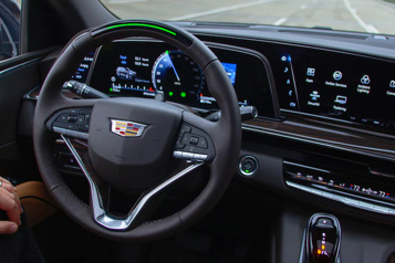 GM veut doubler ses revenus et déployer un nouveau système d'aide à la conduite
