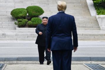 Échanges musclés entre Pyongyang et Washington