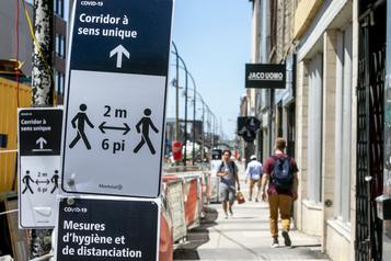 COVID-19: une deuxième vague en juilletau Québec? )