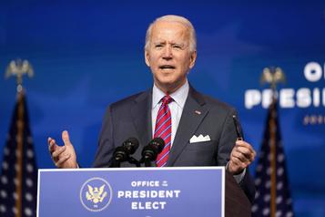 Aide économique «Si on n'agit pas maintenant, l'avenir sera très sombre», estime Joe Biden)