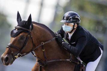Le cavalier Éric Lamaze renonce aux Jeux de Tokyo)