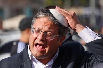Visite d'un député juif d'extrême droite Quatorze Palestiniens arrêtés à Jérusalem pour «troubles à l'ordre public»)