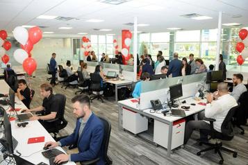 Plus de 70 employés  étrangers attendus  chez CGI