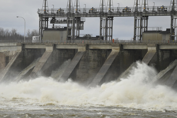 Le niveau des rivières sous contrôle malgré la pluie