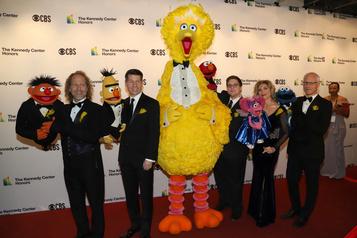 Sesame Street et Earth, Wind&Fire entrent au panthéon de la culture