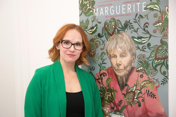 Marianne Farley signera un court métrage sur l'avortement