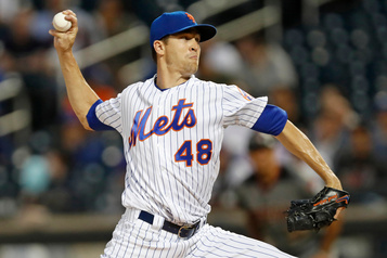 DeGrom et Verlander remportent le Cy Young