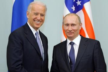 Premier contact Biden évoque des sujets épineux avec Poutine, accord sur le désarmement)