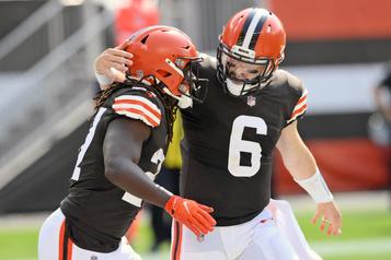 NFL Deux victoires de suite pour les Browns de Cleveland)