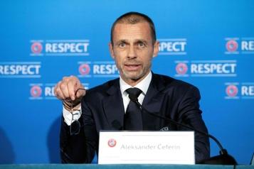 Projet de Super Ligue européenne «Un crachat au visage des amoureux du football» )