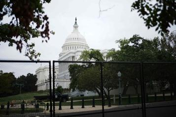 «Justice for J6» Le Capitole sous haute sécurité avant la manifestation de samedi)