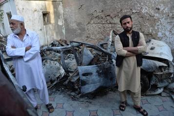 Bavure américaine à Kaboul «Ils doivent venir ici et nous présenter leurs excuses en face»)