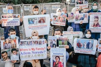 Reconnaissance d'un génocide ouïghour  Le Canada pas encore prêt à trancher)