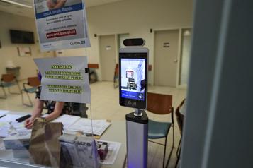 Reconnaissance faciale Le dispositif de triage d'une clinique suscite l'inquiétude)
