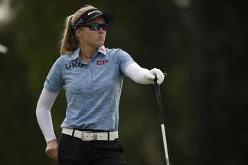 LPGA Brooke Henderson a modifié sa préparation)