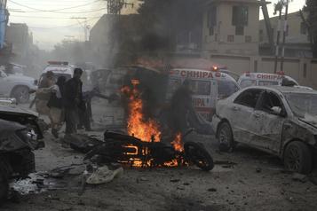 Au moins huit morts dans un attentat-suicide dans le sud-ouest du Pakistan