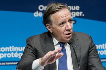 Québec assouplira les mesures dans certaines régions)