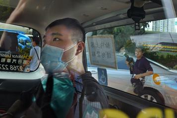 Loi sur la sécurité nationale Un premier Hongkongais condamné à neuf ans de prison)