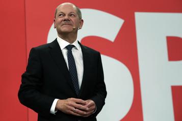 Élections en Allemagne Les sociaux-démocrates et conservateurs veulent former le gouvernement )