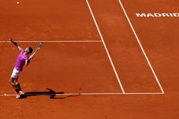 Le gouvernement recommande l'annulation du Masters de Madrid)