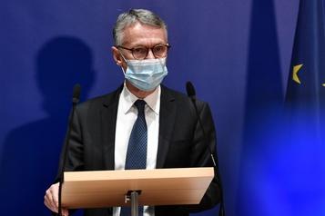 Attaque au hachoir en France L'accusé mis en examen et écroué pour «tentatives d'assassinats» terroristes)