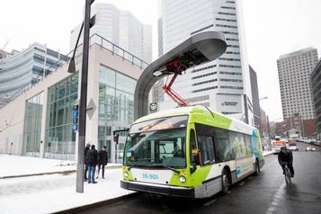 Planète bleue, idées vertes: une première ligned'autobus 100%électrique