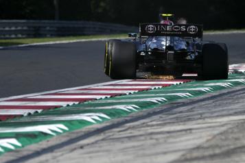 Grand Prix de Hongrie Bottas domine Hamilton et Verstappen aux essais libres2)