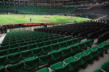 La saison de baseball au Japon débutera le 19juin)