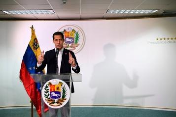 Venezuela: soupçons de corruption dans l'entourage de Juan Guaidó