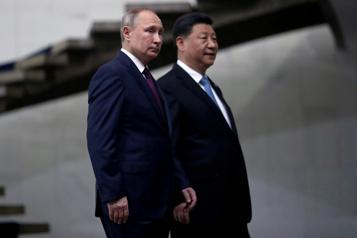 Malgré les sanctions pour dopage  Poutine invité à Pékin pour les JO-2022 )