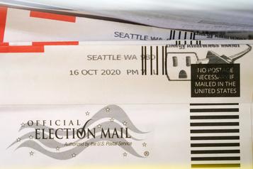 Élections américaines: le vote par correspondance)