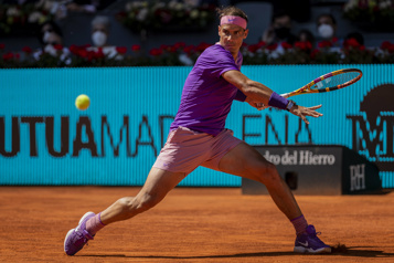 Tournoi de Madrid Rafael Nadal trop fort pour Carlos Alcaraz)