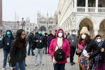 Coronavirus en Italie: combattre la peur
