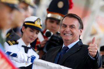 Jair Bolsonaro, président du Brésil par «la volonté de Dieu»