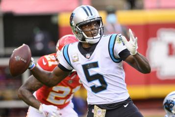 Les Panthers échangent Teddy Bridgewater aux Broncos)