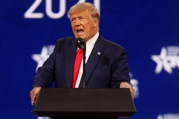 Le Nobel de la paix attire 329candidatures, dont Donald Trump)