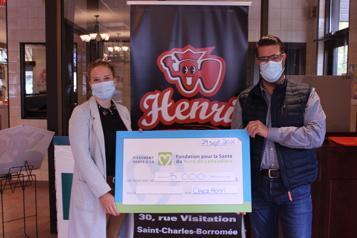 5000$ pour la santé dans Lanaudière